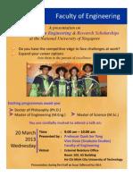 NUS Graduate Studies Promotion [Compatibility Mode]