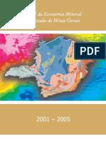 Perfil Da Economia Mineral Do Estado de Minas Gerais
