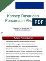 01-Konsep Dasar & Persamaan Akuntansi