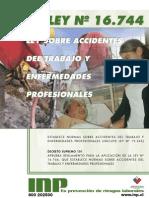 Ley  Nª 16744-2005
