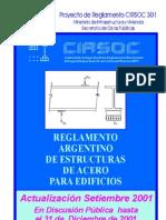 Reglamento Argentino de Estructuras de Acero Para Edificios