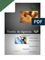 Informe Teoria de Agencia
