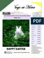 4 - Apr 2013 AFRC Newsletter