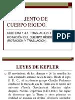 Leye de Kepler