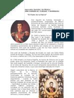 Emperador Agustin Iturbide de México