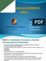 Presentación MKT