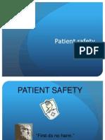 Patient Safety GP 2