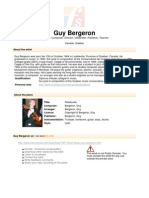 Guy Bergeron Ratatouille DailyMusicSheets