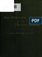 18- Clarke - The Problem of the Fourth Gospel (1886)