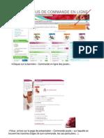 Procedure Commande Jouets en Ligne 2012