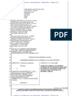 13-03-29 Samsung Reply in Support of Partial Final Judgment