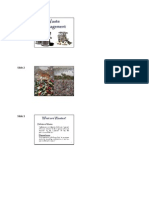 Waste Management PDF