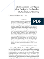 Arts of (Dis)Placement - Lawrence Bird Et Nik Luka