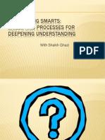 Questioning Smarts-Carol Koechlin 8-09