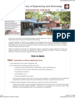BUET Postgraduate Admission _ Home