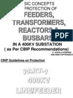 CBIP - Recommendations