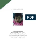 Sahrish  Story Book