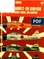 Mitsubishi a6m1-2 Zero Senes 016