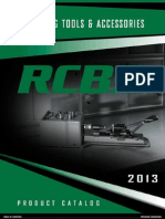 RCBS 2013 Catalog and Parts List