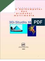 Modul Pembelajaran 3D-Studio Max
