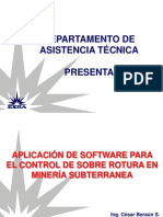 Software Sobrerotura