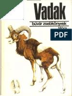 Búvár zsebkönyvek - Vadak
