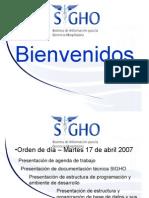 Presentacion Sistema Sigho