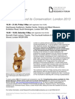 BuddhistArtanditsConservation3 4may13 Poster 2