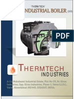 1. Thermtech - Small Industrial Boiler (SIB)