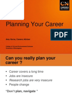 1. Planning You Career Amy Horne