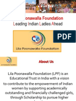 Lila Poonawalla Foundation - School Program