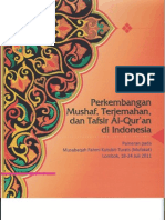 Aziz Sidqi - Sekilas Ttg Mushaf Standar Indonesia