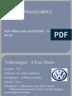 The Volkswagen Group