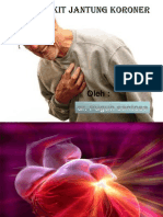 Penyakit Jantung Koroner (Pjk)