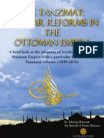 The Tanzimat: Secular reforms in the Ottoman Empire