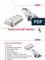 Dealing With IGBT Modules