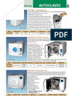 AutoClaves - Catalog