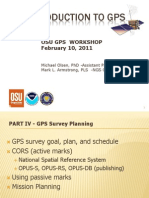 2-10-11 Olsen Armstrong-Part4 GNSS Survey Planning