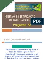 Gestão e Certificação -Programa 5s [Modo de Compatibilidade]