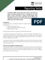 learningGuide_reportingVerbs