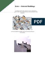 Leon Krier Selected Buildings.pdf
