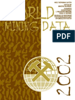 World Minning Data