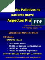 Ricardo Tavares de Carvalho - Cuidados Paliativos No Paciente Grave