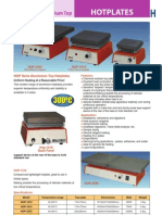 Hot Plates,Hot Plates Stirrers - Catalog
