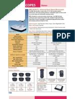 Microscopes - Catalog
