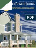 American Dream Homes 2012 Fall