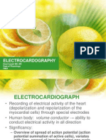 ELECTROCARDOGRAPHY 2012