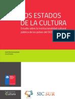 Los_Estados de La Cultura en El Sur