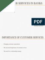 customer service banks