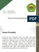Sensor Proximity